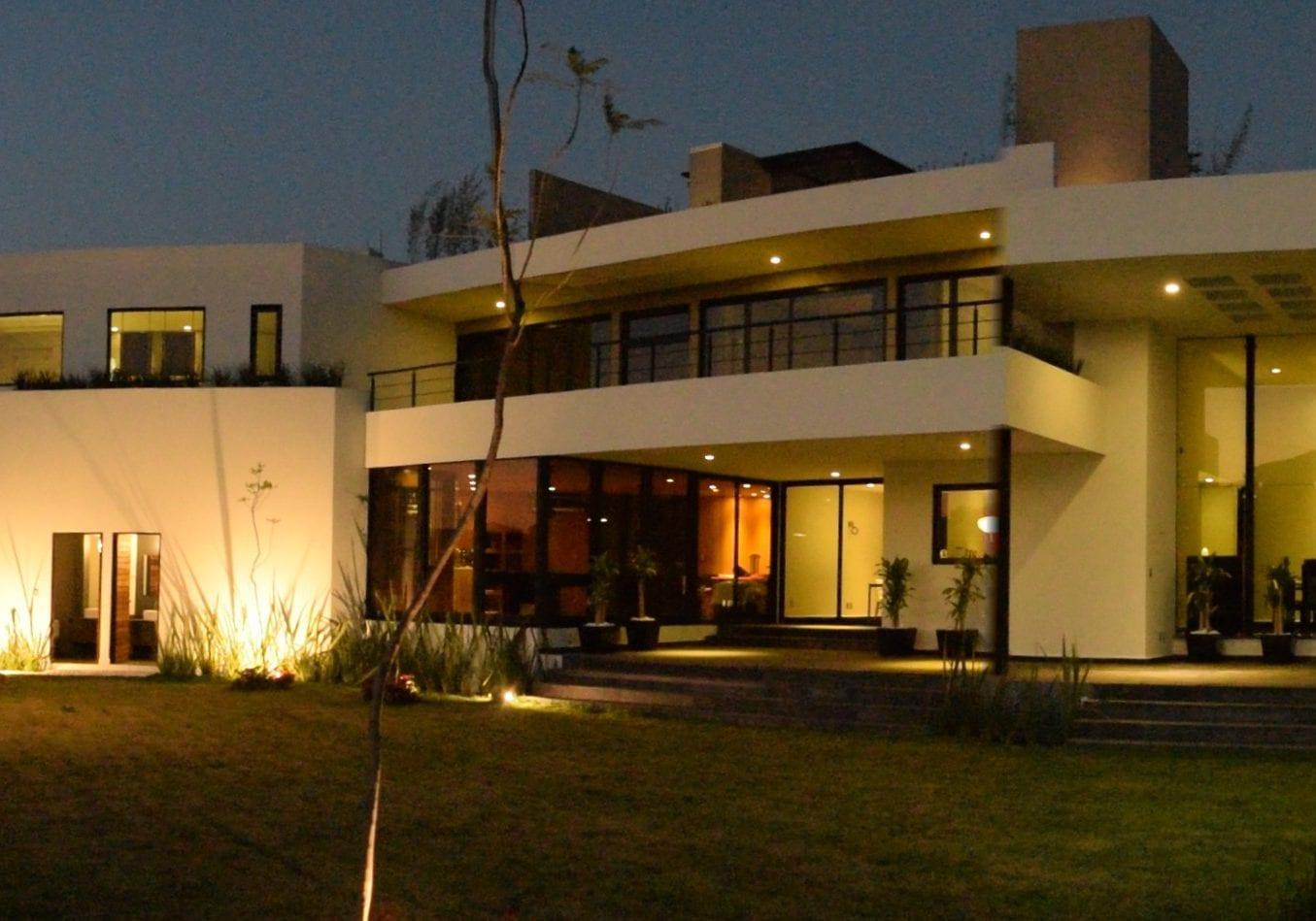 Casa Real, Mexico City Residence