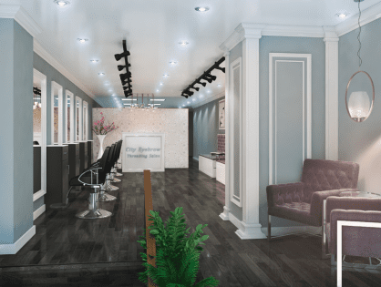 East 14th St. Salon – Commercial