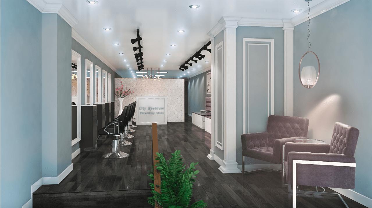 East 14th St. Salon – Commercial